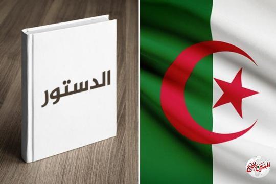 بدء التصويت على تعديل الدستور في الجزائر
